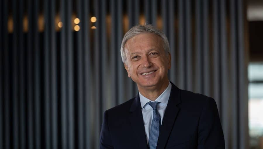 Gonzalo Alberto Pérez Rojas - Presidente Grupo SURA