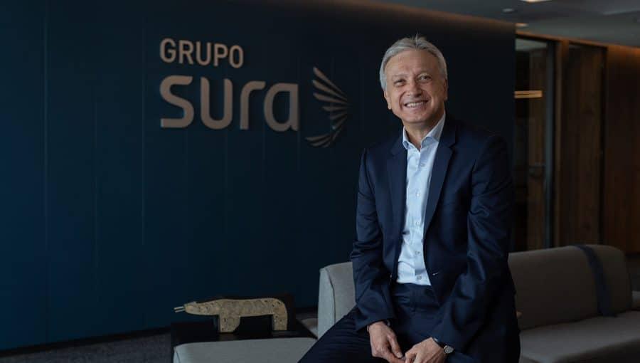 Gonzalo Perez Presidente Grupo SURA